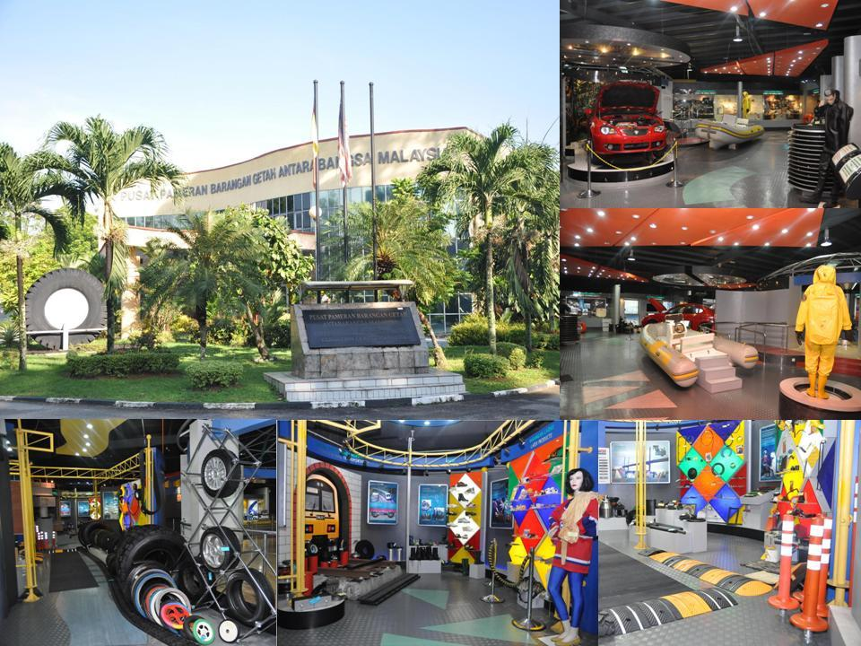 International Rubber Products Exhibition Centre Malaysia